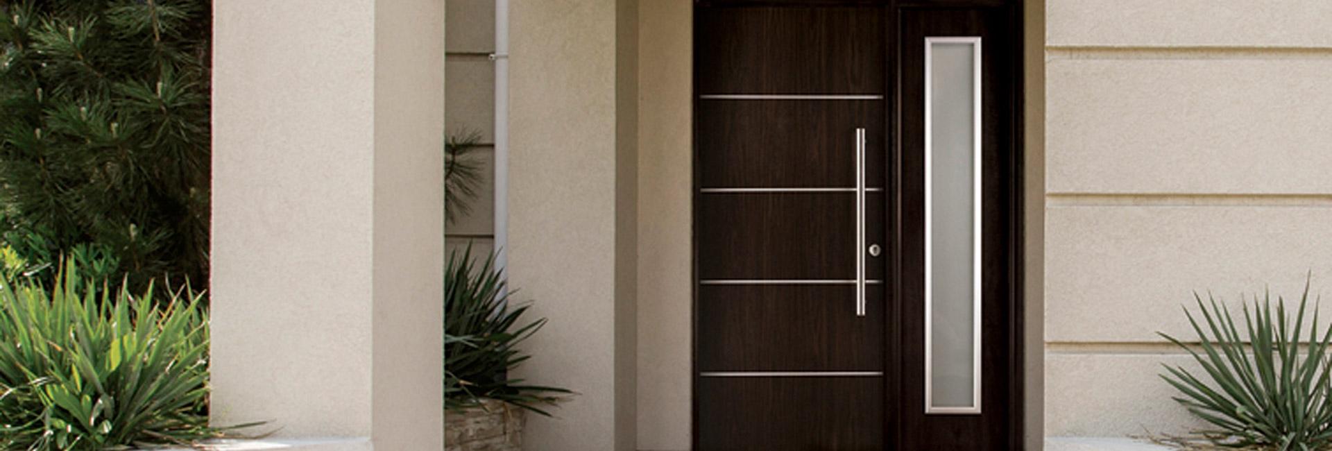 oblak puertas de exterior